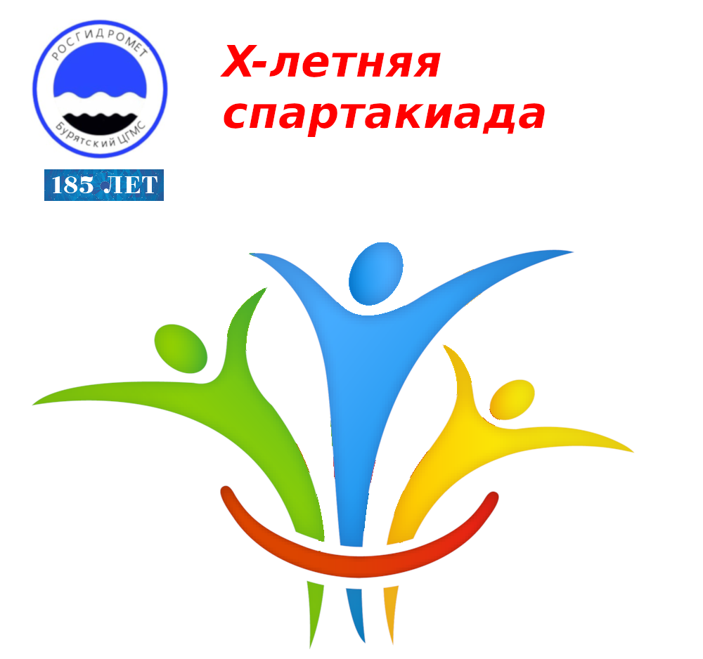 Юбилейная X-летняя спартакиада Бурятского ЦГМС
