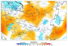 На сессии Северо-Евразийского климатического форума был представлен консенсусный прогноз температуры воздуха и осадков летом 2021 года на территории Северной Евразии