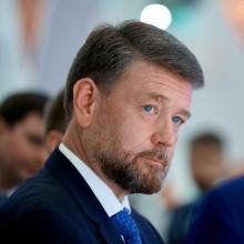 Поздравление руководителя Росгидромета Игоря Шумакова с Новым годом