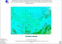 Ледовая обстановка на реках Забайкальского края и Республики Бурятия по спутниковым данным за 29-30 марта 2021 г.