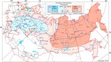 ВЕРОЯТНОСТНЫЙ ПРОГНОЗ ТЕМПЕРАТУРНОГО РЕЖИМА в РОССИИ на отопительный период (октябрь-март) 2020/2021 гг