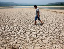 Около 1 миллиона жителей Внутренней Монголии страдают от засухи