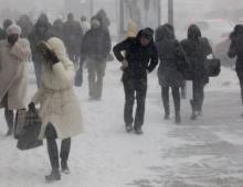 В Хабаровске из-за снегопадов введён режим ЧС