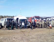 С 16 по 18 апреля 2019 года проводились  командно-штабные учения