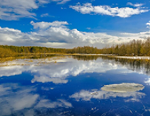 Половодье 2021 года на реках России проходит в сроки, близкие к среднемноголетним